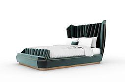Modelos de camas king size arquitectura construccion y for Cuales son las medidas de las camas