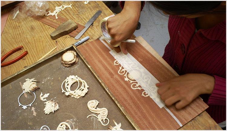 es uno de los trabajos de artesana ms complejos por manos expertas con aos de tradicin permite infinidades de figuras con las que podemos